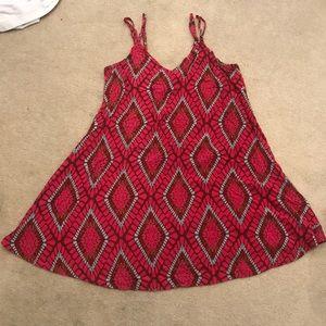 Cute summer dress.